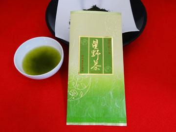 福岡の奥八女茶 星野茶