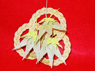 水引飾り 竹