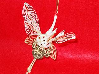 水引飾り 鶴